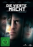 Die vierte Macht - German DVD cover (xs thumbnail)