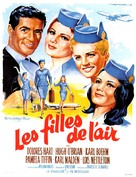 Come Fly with Me - French Movie Poster (xs thumbnail)