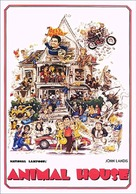 Animal House - DVD cover (xs thumbnail)