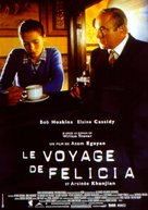 Felicia's Journey - French poster (xs thumbnail)