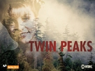 """Twin Peaks"" - Spanish Movie Poster (xs thumbnail)"