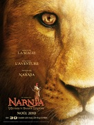 The Chronicles of Narnia: The Voyage of the Dawn Treader - French Movie Poster (xs thumbnail)