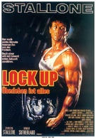 Lock Up - German Movie Poster (xs thumbnail)