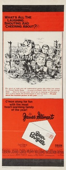 Dear Brigitte - Movie Poster (xs thumbnail)