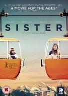 L'enfant d'en haut - British DVD cover (xs thumbnail)