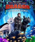 How to Train Your Dragon: The Hidden World - Movie Cover (xs thumbnail)