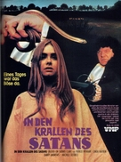 Satan's Skin - German Movie Cover (xs thumbnail)