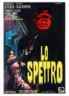 Lo spettro - Italian Movie Poster (xs thumbnail)
