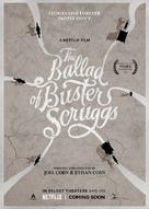 The Ballad of Buster Scruggs - Movie Poster (xs thumbnail)