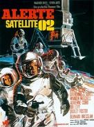 Moon Zero Two - French Movie Poster (xs thumbnail)