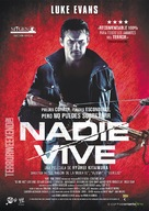 No One Lives - Argentinian DVD movie cover (xs thumbnail)