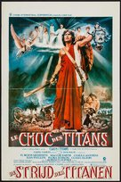 Clash of the Titans - Belgian Movie Poster (xs thumbnail)