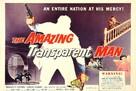 The Amazing Transparent Man - Movie Poster (xs thumbnail)