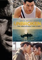 Unbroken - DVD movie cover (xs thumbnail)