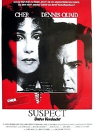 Suspect - German Movie Poster (xs thumbnail)