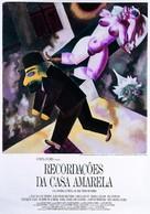 Recordações da Casa Amarela - Portuguese Movie Poster (xs thumbnail)