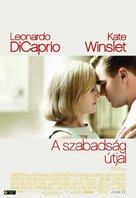 Revolutionary Road - Hungarian Movie Poster (xs thumbnail)