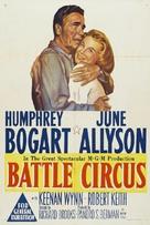 Battle Circus - Australian Movie Poster (xs thumbnail)