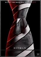 Hitman - poster (xs thumbnail)