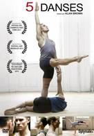 Five Dances - French DVD cover (xs thumbnail)