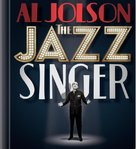 The Jazz Singer - Blu-Ray cover (xs thumbnail)