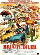 Used Cars - Danish Movie Poster (xs thumbnail)