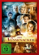 Nutcracker: The Untold Story - German DVD cover (xs thumbnail)