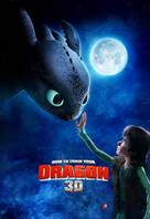 How to Train Your Dragon - Movie Poster (xs thumbnail)