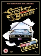 Smokey and the Bandit Part 3 - British DVD cover (xs thumbnail)