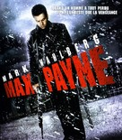 Max Payne - French Movie Cover (xs thumbnail)