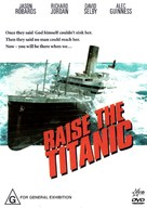 Raise the Titanic - Australian Movie Cover (xs thumbnail)