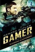 Gamer - Movie Poster (xs thumbnail)