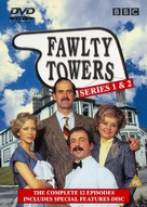 """Fawlty Towers"" - British DVD cover (xs thumbnail)"