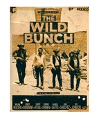 The Wild Bunch - British Movie Cover (xs thumbnail)