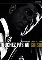 Touchez pas au grisbi - DVD cover (xs thumbnail)