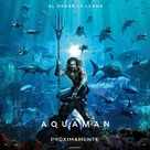 Aquaman - Mexican Movie Poster (xs thumbnail)