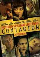 Contagion - DVD movie cover (xs thumbnail)