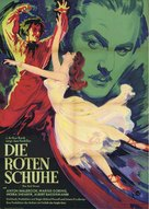 The Red Shoes - German Movie Poster (xs thumbnail)
