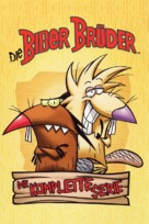 """The Angry Beavers"" - German Movie Cover (xs thumbnail)"