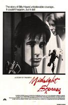 Midnight Express - Movie Poster (xs thumbnail)