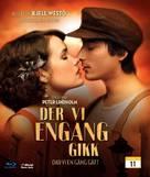 Där vi en gång gått - Norwegian Blu-Ray cover (xs thumbnail)