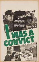 I Was a Convict - Movie Poster (xs thumbnail)