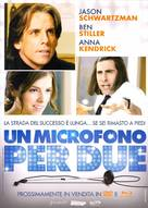 The Marc Pease Experience - Italian Movie Poster (xs thumbnail)