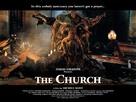 La chiesa - British Movie Poster (xs thumbnail)