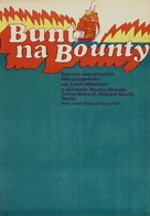 Mutiny on the Bounty - Polish Movie Poster (xs thumbnail)