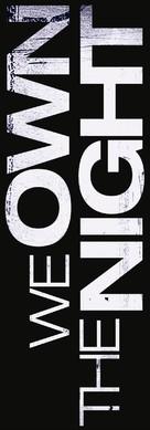 We Own the Night - Logo (xs thumbnail)