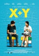 X+Y - Thai Movie Poster (xs thumbnail)