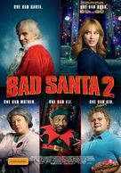 Bad Santa 2 - Australian Movie Poster (xs thumbnail)