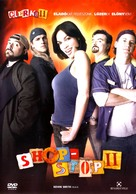 Clerks II - Hungarian Movie Cover (xs thumbnail)