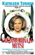 Serial Mom - Finnish VHS movie cover (xs thumbnail)